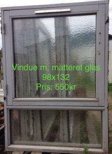 Sidehængt vindue 98x132 OF008