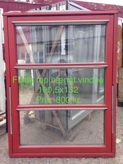 Tophængt vindue 100,5x132 OF014