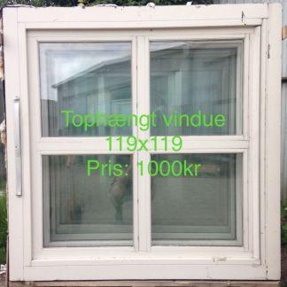 tophængt vindue 119x119 OF006