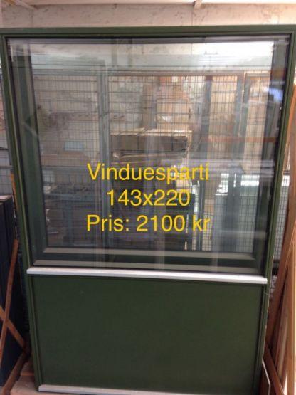 Vinduesparti 143x220 OF0118