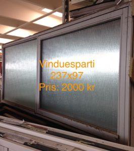 Vinduesparti 237x97 OF0125