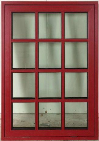Tophængt vindue b: 106 x h: 130 OF67