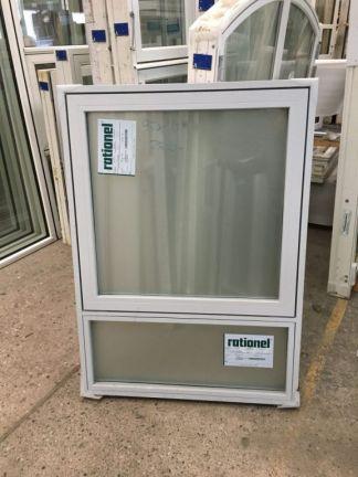 Rationel tophængt vindue b: 95 x h: 131 OV0249/OF44